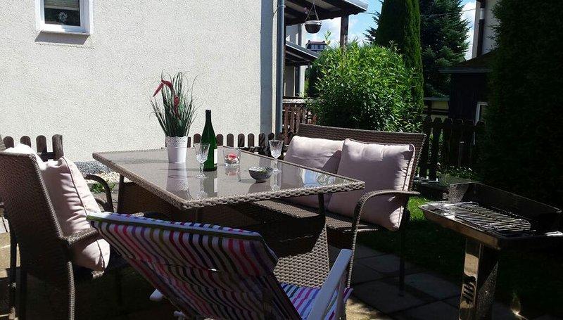 Ferienwohnung/App. für 2 Gäste mit 55m² in Oelsnitz/Erzgebirge (60802), holiday rental in Oelsnitz/Erzgebirge