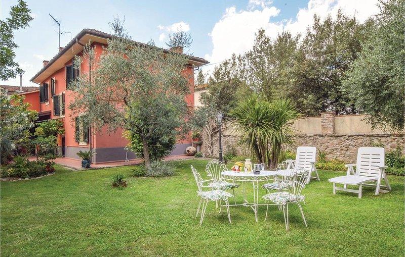 3 Zimmer Unterkunft in Capannori LU, casa vacanza a Vorno
