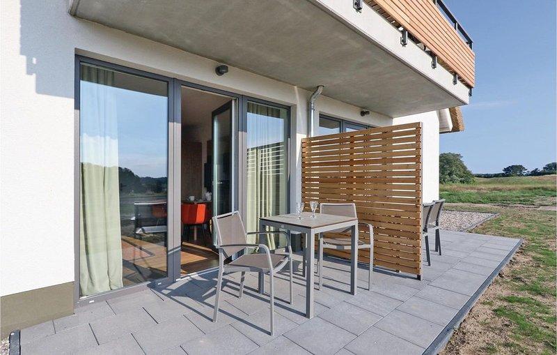 1 Zimmer Unterkunft in Putbus/Rügen, casa vacanza a Lauterbach