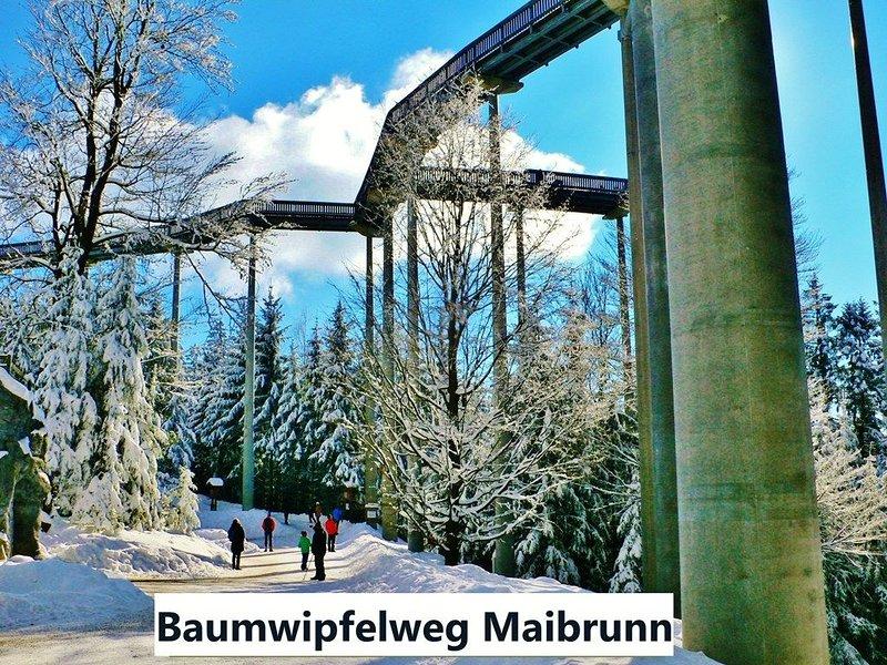 Appartementen Waldblick (Waldmünchen) -Waldwipfelweg Maibrunn