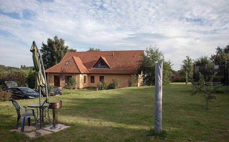 Ferienwohnung/App. für 6 Gäste mit 100m² in Dargen (94829), holiday rental in Katschow
