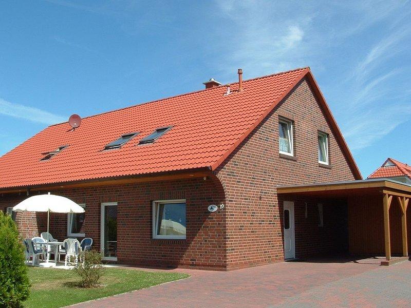 Ferienhaus für 6 Gäste mit 130m² in Butjadingen (123396), location de vacances à Butjadingen