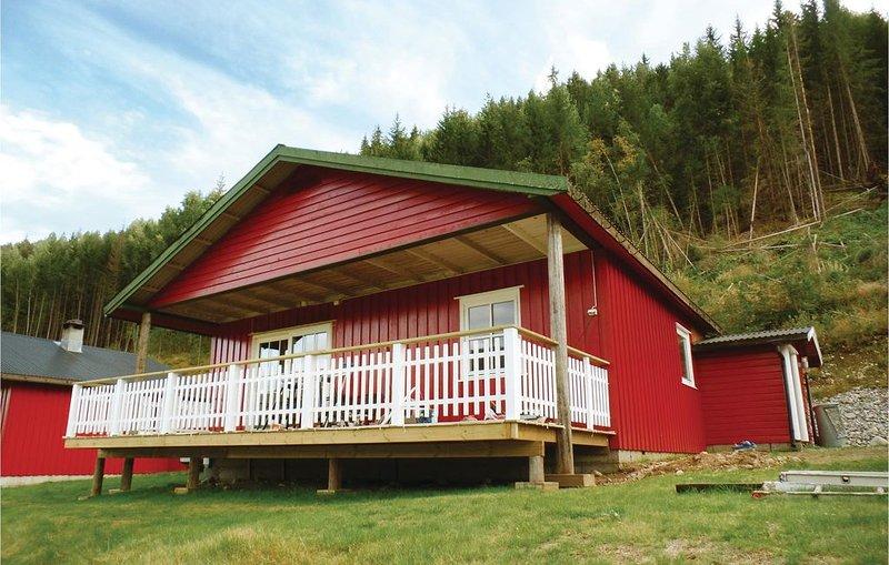 2 Zimmer Unterkunft in Vrådal, vacation rental in Telemark