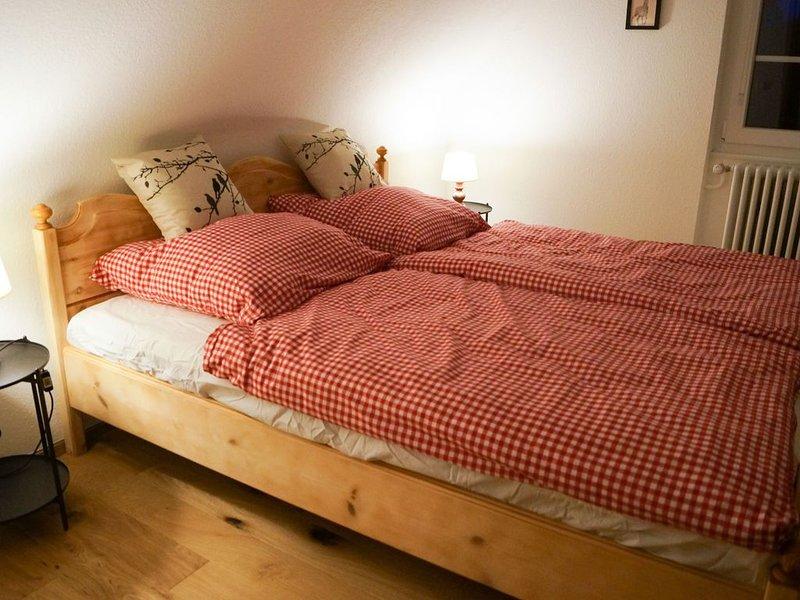 Wohnung 3, Familiensuite, 50qm, 1 Schlafzimmer, max. 4 Personen, location de vacances à Menzenschwand