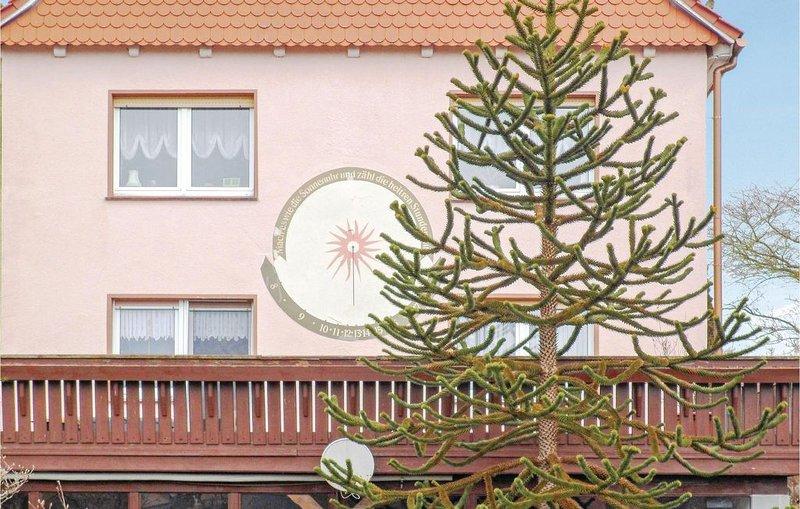 2 Zimmer Unterkunft in Mühlhausen, location de vacances à Korbach