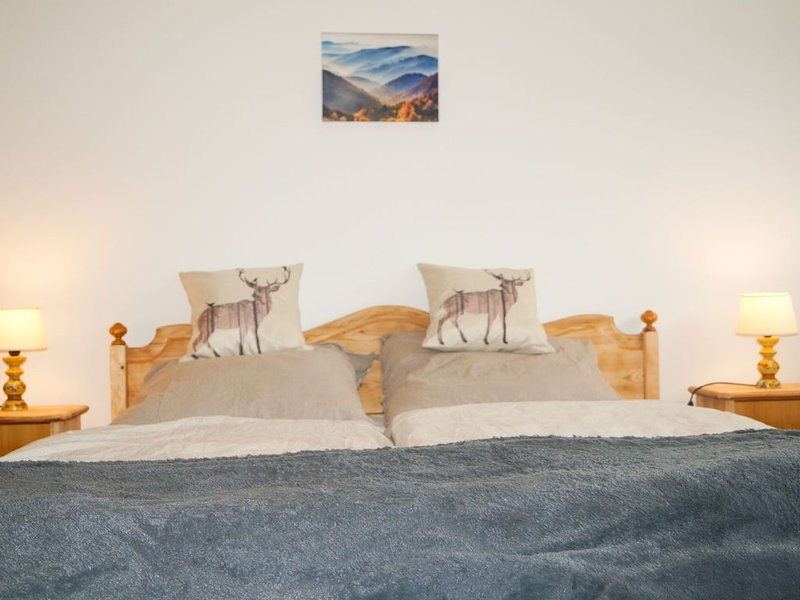 Wohnung 2, Familienappartement 55qm mit 2 Schlafzimmer für max. 5 Personen, location de vacances à Menzenschwand