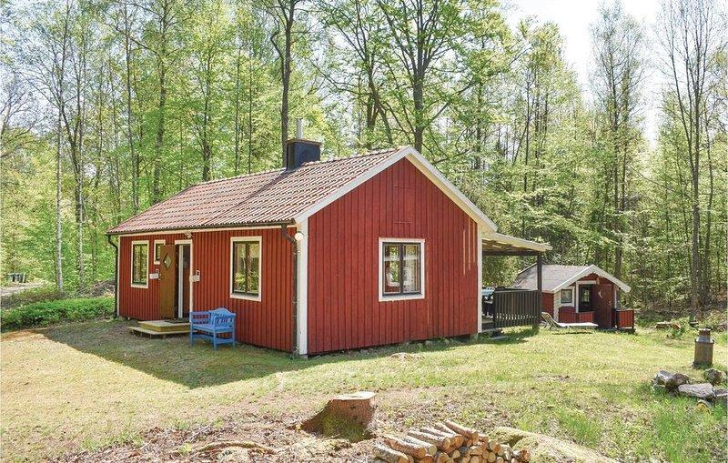 3 Zimmer Unterkunft in Asarum, holiday rental in Asarum