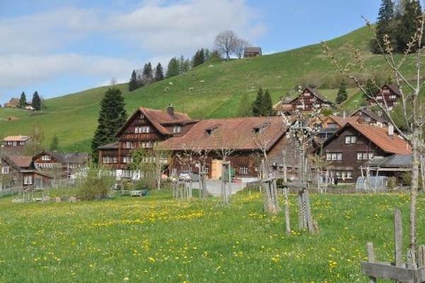 Ferienwohnung Gais für 2 - 6 Personen mit 2 Schlafzimmern - Ferienwohnung in Bau, holiday rental in St. Gallen