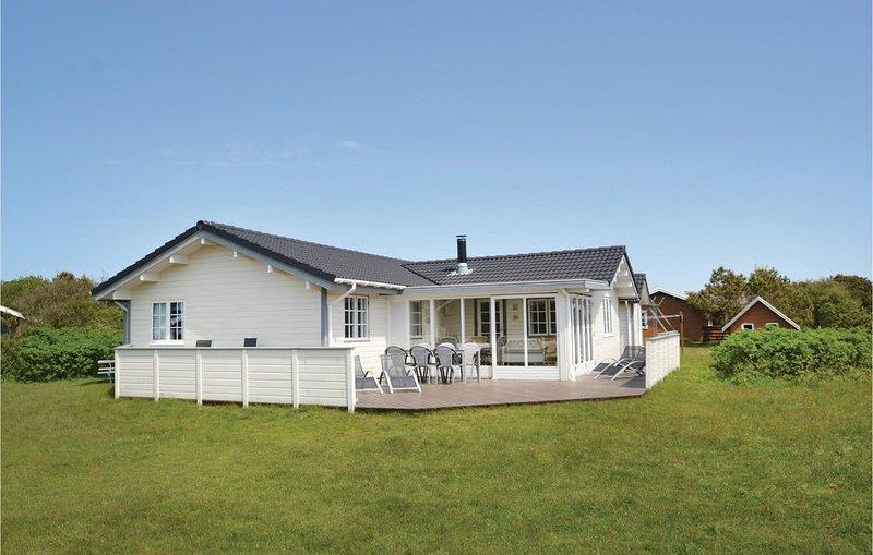 2 Zimmer Unterkunft in Fanø, location de vacances à Gredstedbro