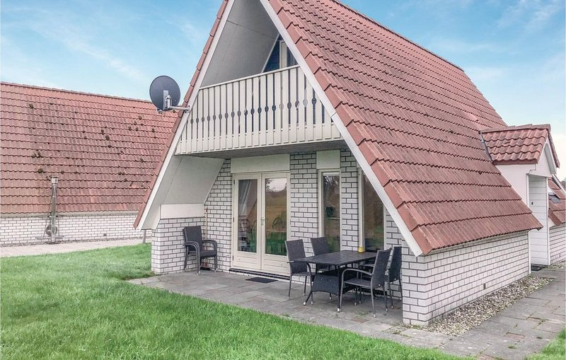 3 Zimmer Unterkunft in Den Oever, aluguéis de temporada em Westerland