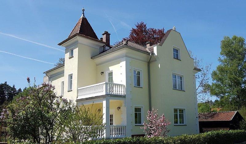Ferienwohnung/App. für 5 Gäste mit 100m² in Schwangau (93249), holiday rental in Wangle