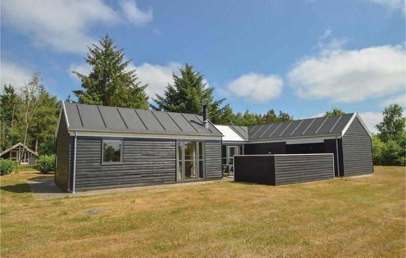 3 Zimmer Unterkunft in Højslev, vacation rental in East Jutland