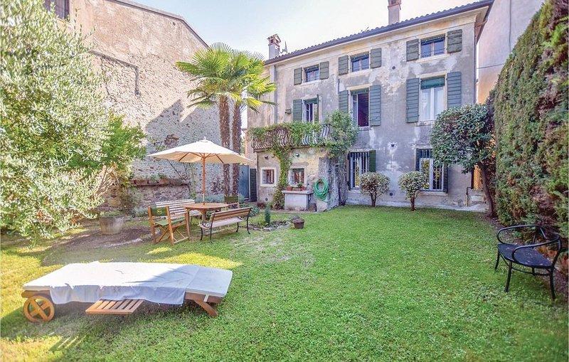 6 Zimmer Unterkunft in Pacengo di Lazise  VR, vacation rental in Cola
