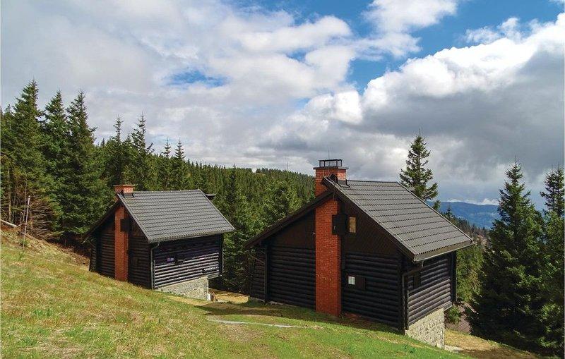 2 Zimmer Unterkunft in Smartno pri Sl.Gradcu, holiday rental in Eibiswald