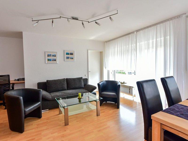 Ferienwohnung mit ca. 62 qm, 1 Schlafzimmer, für max. 2 Personen, holiday rental in Wasserburg