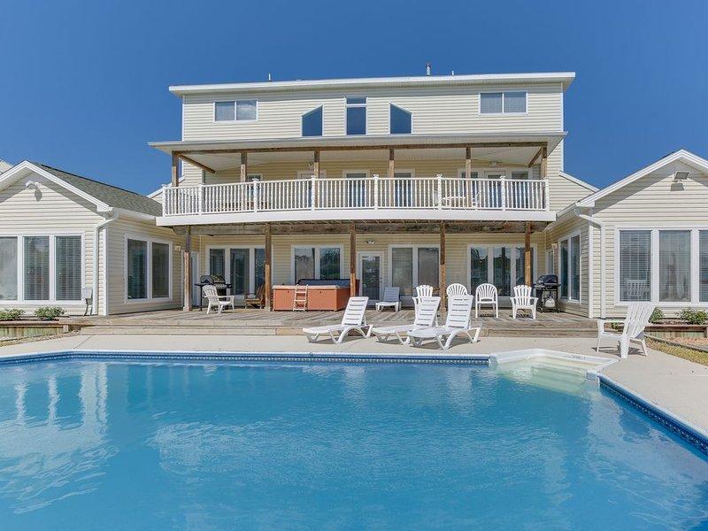 Spinnaker- Semi-oceanfront!, alquiler de vacaciones en Virginia Beach