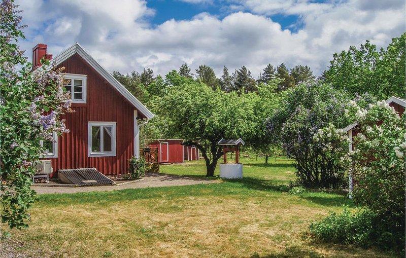 3 Zimmer Unterkunft in Läckeby – semesterbostad i Kalmar