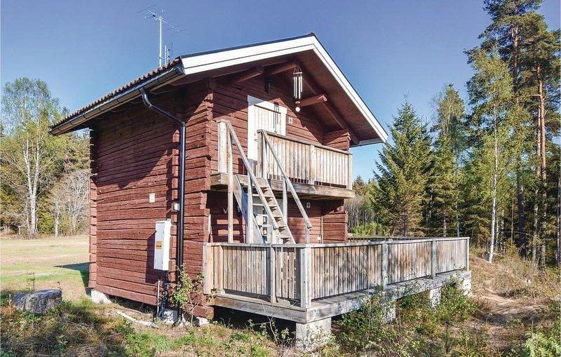 1 Zimmer Unterkunft in Ambjörby, vacation rental in Stollet