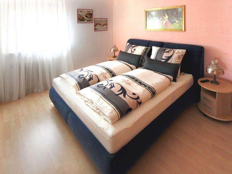 Ferienwohnung mit 65qm, 1 Schlafzimmer für max. 2 Erwachsene, vacation rental in Ortenberg