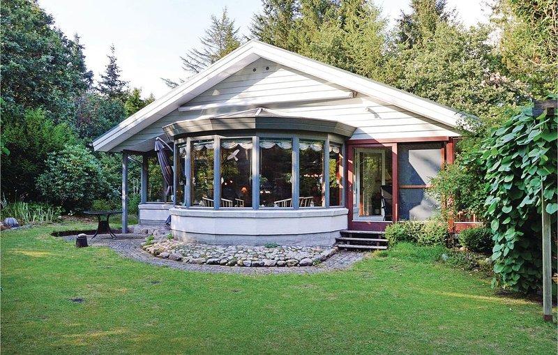 3 Zimmer Unterkunft in Herning, location de vacances à Bording