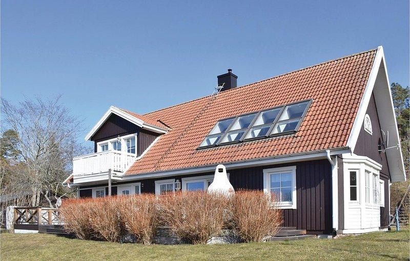 5 Zimmer Unterkunft in Visby, vacation rental in Visby