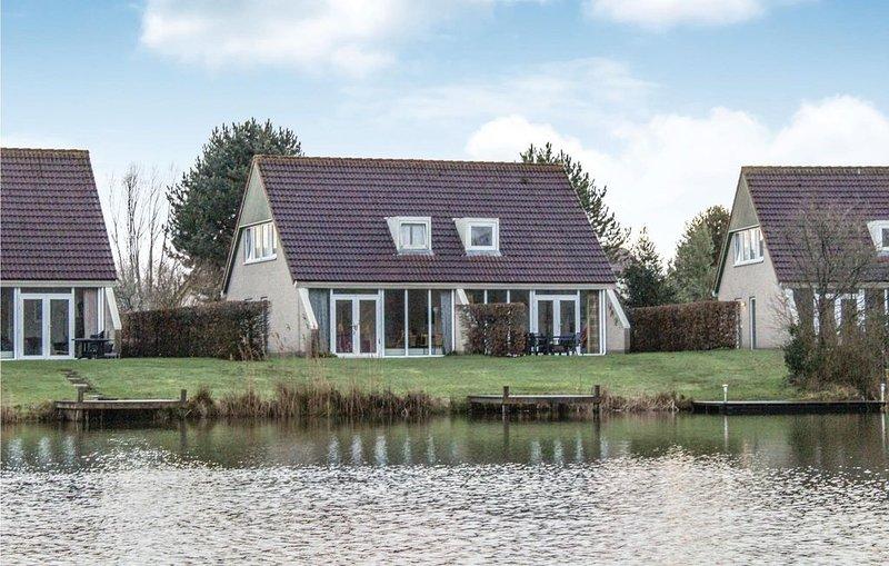 4 Zimmer Unterkunft in Vlagtwedde, holiday rental in Dorpen