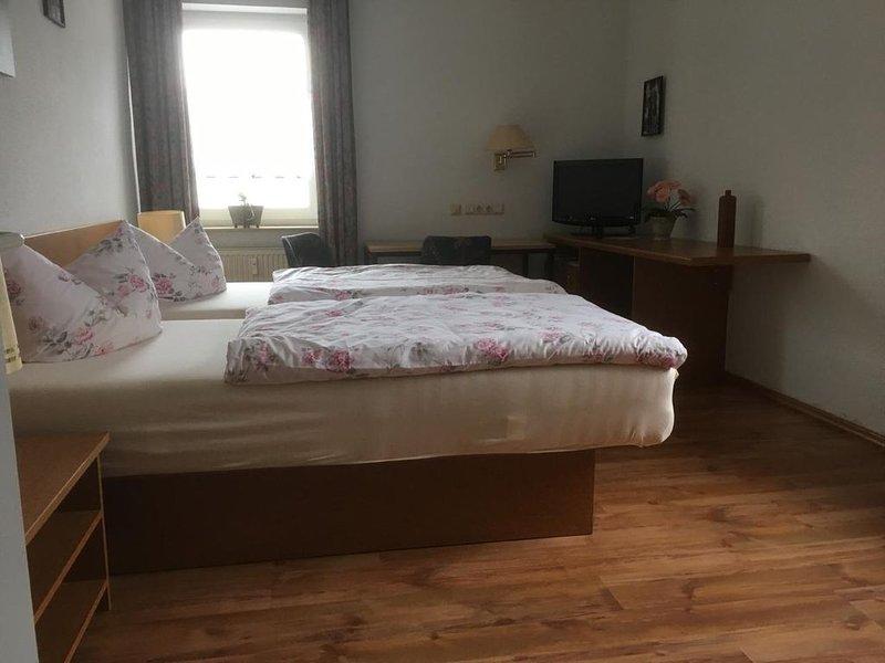 Ferienwohnung Bad Elster für 1 - 2 Personen mit 1 Schlafzimmer - Ferienwohnung, location de vacances à Hranice
