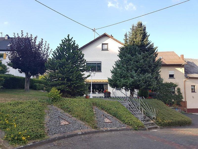 Ferienwohnung Junk am Lieserpfad, location de vacances à Manderscheid