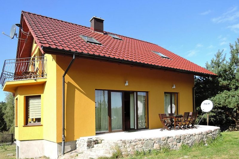 Ferienhaus, Kolczewo, holiday rental in Wolin