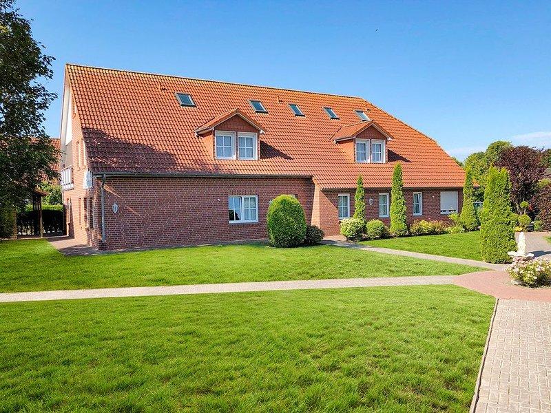 Ferienwohnung/App. für 8 Gäste mit 120m² in Werdum (77237), location de vacances à Neuharlingersiel