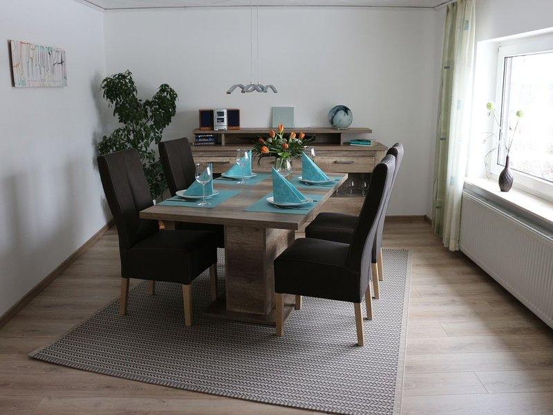 Wohlfühlen in sauberer, moderner Ferienwohnung, location de vacances à Wolfenbüttel
