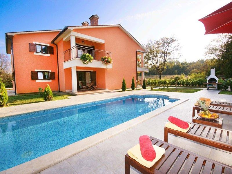 Charmant und optimal geeignet für 10 Urlauber, holiday rental in Nedescina