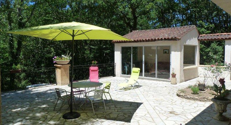 Maison de Campagne proche Sarlat, holiday rental in Vitrac