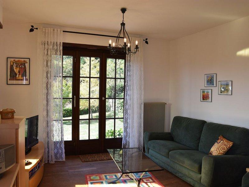 Gite de la Fontaine: gite *** sur les hauteurs du Val d'Argent centre Alsace, holiday rental in Fouchy