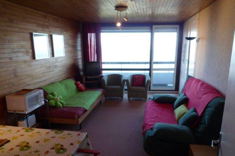 Sala de estar 2 camas