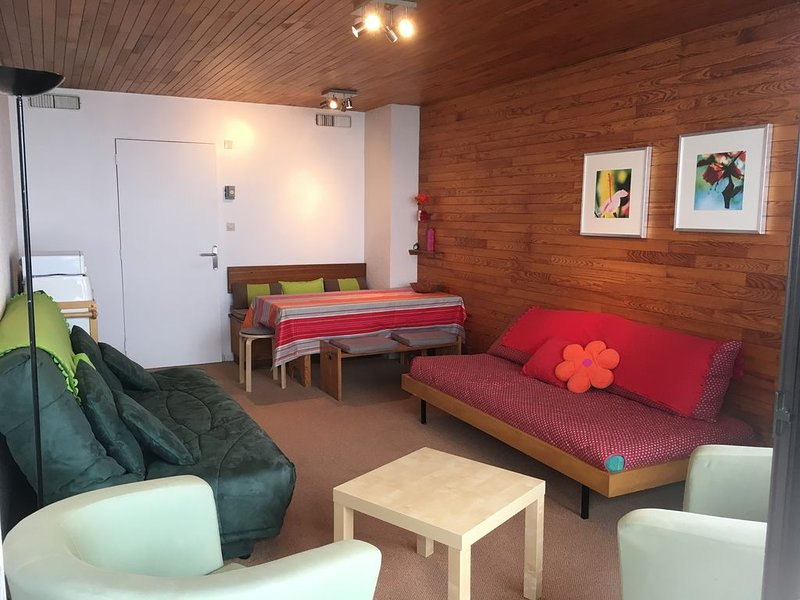 Sala de estar + comedor