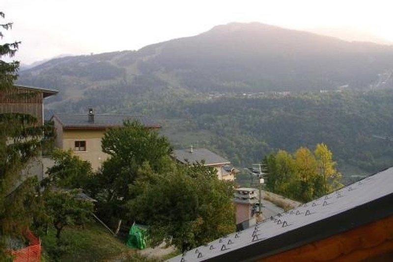 Appartement à Villemartin Bozel Savoie, vacation rental in Bozel