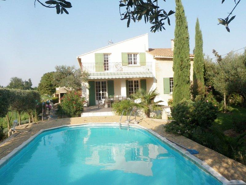 La maison des oliviers, holiday rental in Avignon