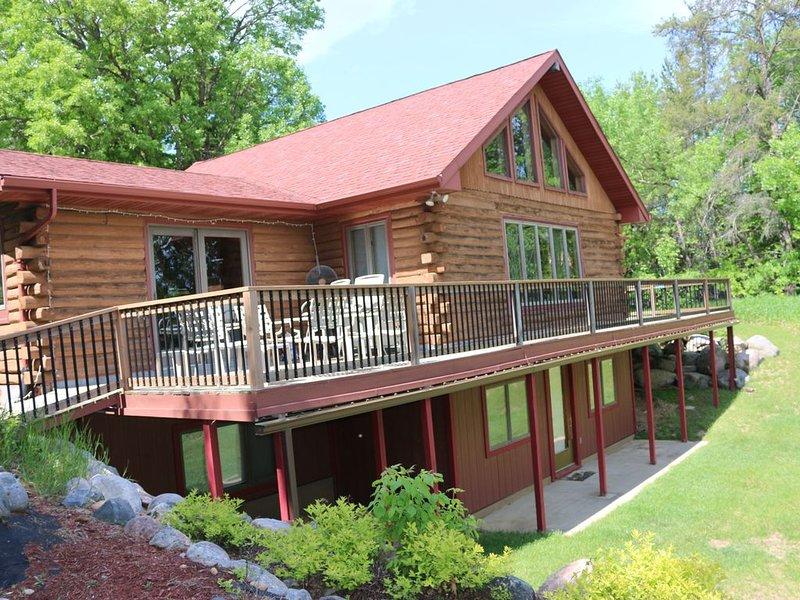 Log Cabin Lake House, alquiler de vacaciones en Hackensack