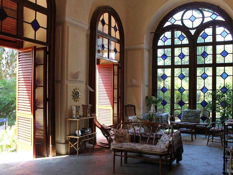 18th Century Villa - a Jewel to Enjoy on the Sorrento Coast, holiday rental in Piano di Sorrento
