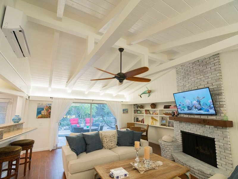 The Balboa - Total Refresh, Everything New - Luxury, Garden Apt with it All!, vacation rental in Dana Point