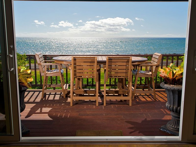 Hale La- Luxury Beach House with Air Conditioning!, vacation rental in Kekaha