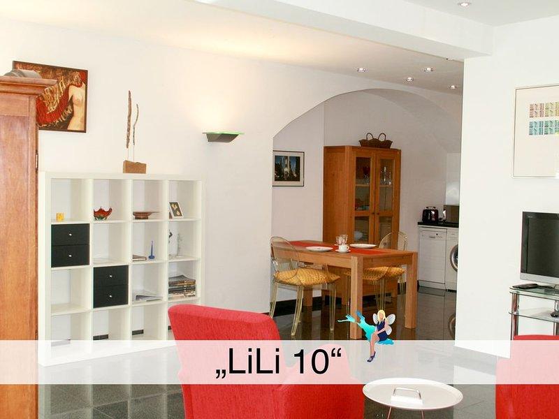 Gemütliches Studio auf der Insel Lindau in einem Altstadthaus. Mitten im Leben, vacation rental in Dornbirn
