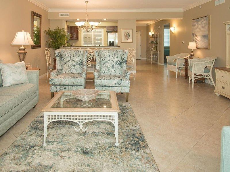 Heron 307 -3 bedroom 2 bath Handicap Accessible Condo.  Ask about Boat Slips, holiday rental in Fort Walton Beach