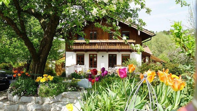 Gemütliche Ferienwohnung in Ortsrandlage, alquiler vacacional en Prien am Chiemsee
