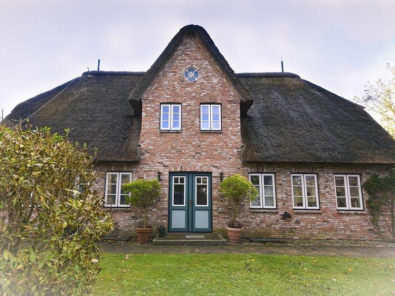 Ferienhaus für 5 Gäste mit 120m² in Oevenum (66312), alquiler vacacional en Wrixum