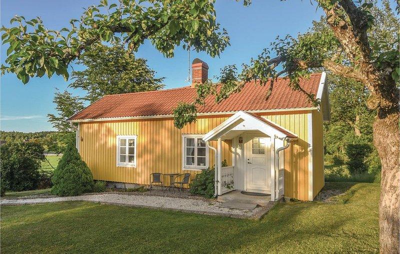 2 Zimmer Unterkunft in Åsensbruk, location de vacances à Edsleskog