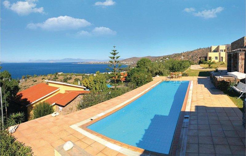 6 Zimmer Unterkunft in Perdika, location de vacances à Aegina