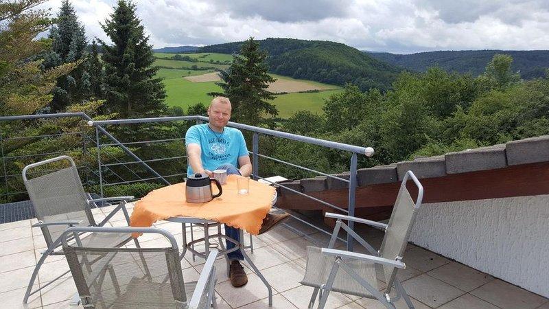 Ferienhaus Waldeck für 4 Personen mit 2 Schlafzimmern - Ferienhaus, holiday rental in Vohl