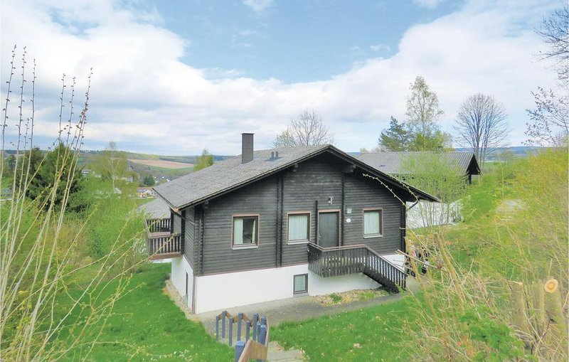 2 Zimmer Unterkunft in Thalfang, holiday rental in Thalfang